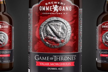 Cerveja Valar Morghulis do The Game of Thrones