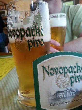 Garrafa da cerveja de maconha