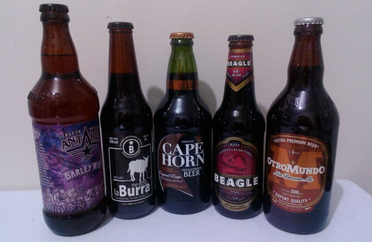 Cervejas compradas no Código Cerveza