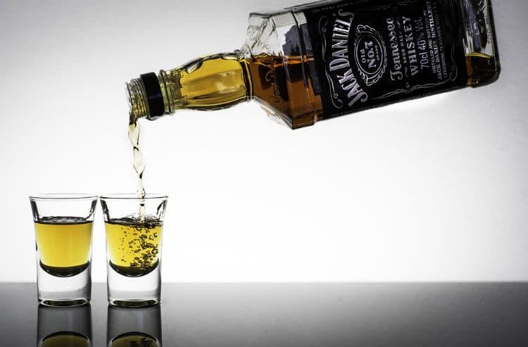 Shot de Jack Daniel's