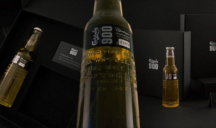 Carlsberg 900 Beer