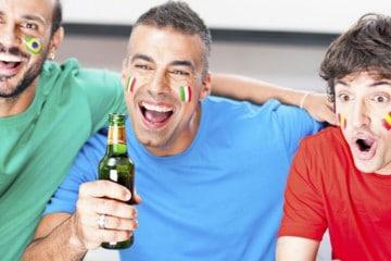 Cerveja na Copa