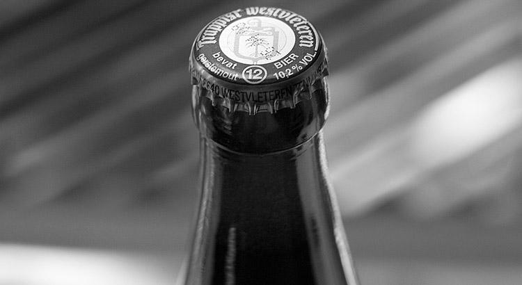 Top 10 cervejas: Garrafa da Westvleteren 12