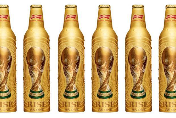 Budweiser, a cerveja da Copa das Copas