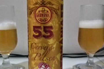 Cerveja Germânia 55