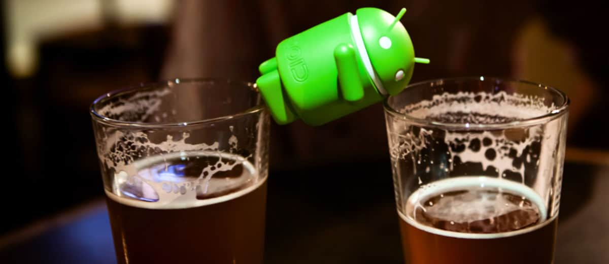 Android beer