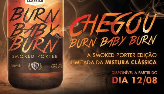 Cerveja Burn Baby Burn