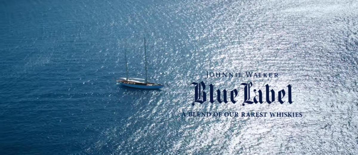 Blue Label e sua sofisticação