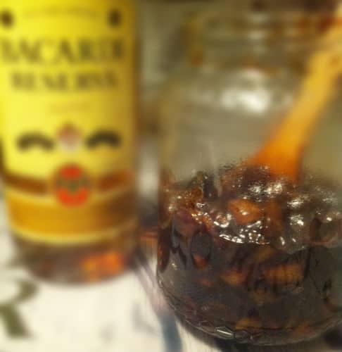 Geleia de Pera ao Rum