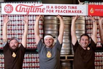 Pack de cervejas gigante