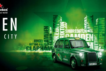 Heineken Open your City