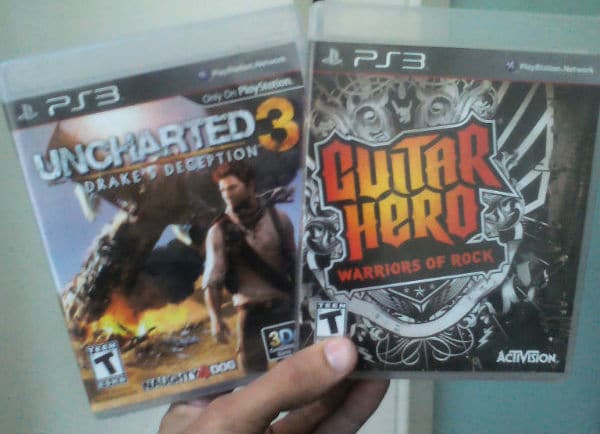 Praticando o desapego nos Jogos de PS3