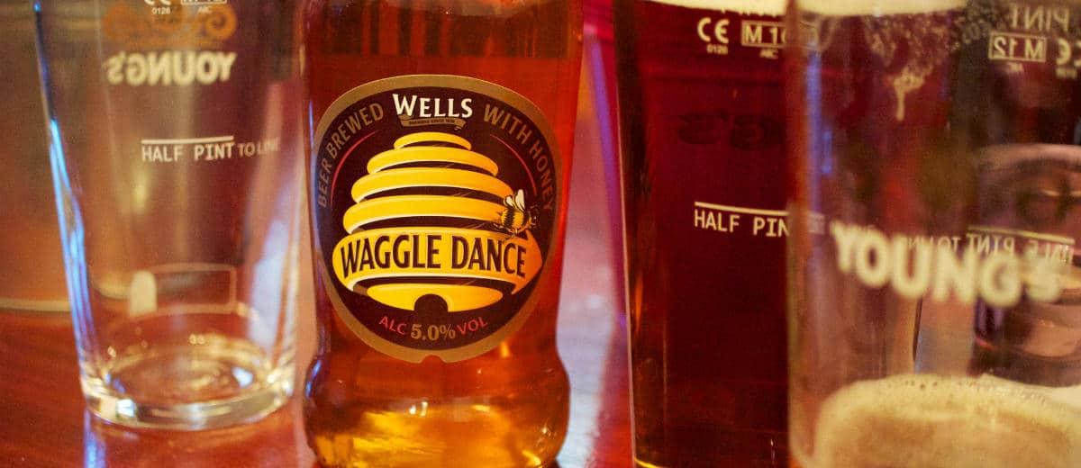 Cerveja Waggle Dance