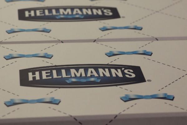 Caixa da Hellmann's