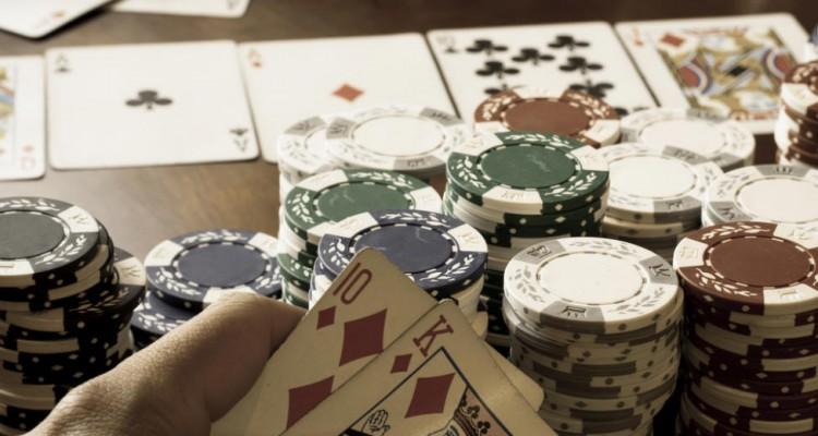 Royal flush do poker