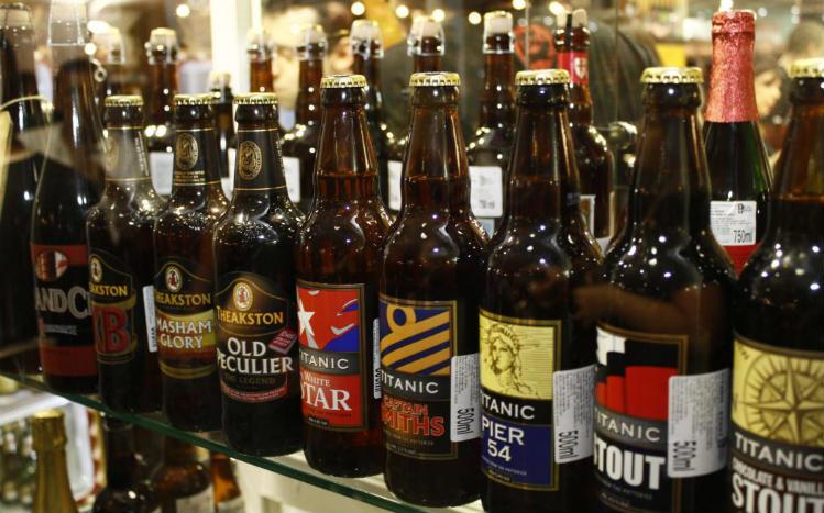 Cervejas no Mondial de La Bière 2014