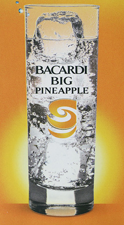 bacardi big pineapple