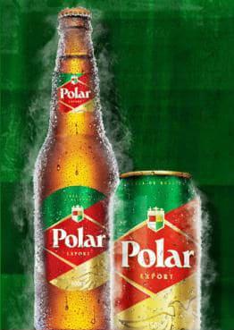 cerveja Polar
