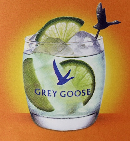 grey goose caipiroska
