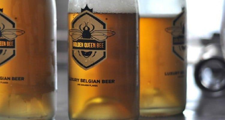 Golden Queen Bee, a cerveja de ouro