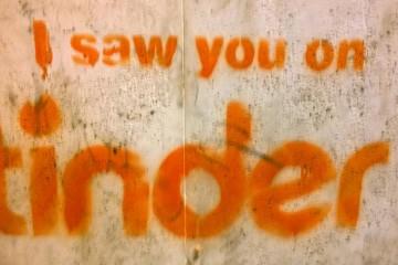 saw tinder