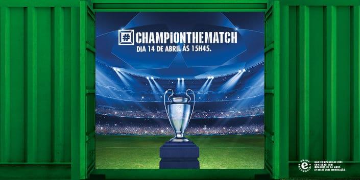 #ChampionTheMatch
