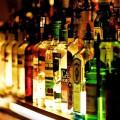 garrafas de vodka