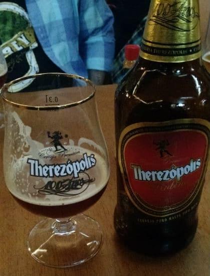 Cerveja Therezopolis Rubine