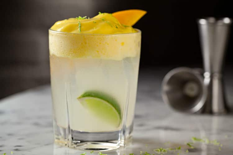 Drink Mango Mule