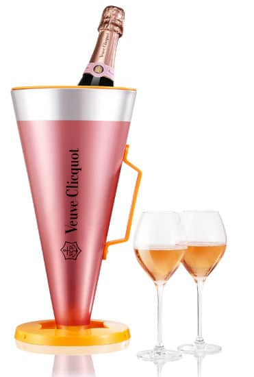 Scream your Love Veuve Clicquot e seu megafone do amor