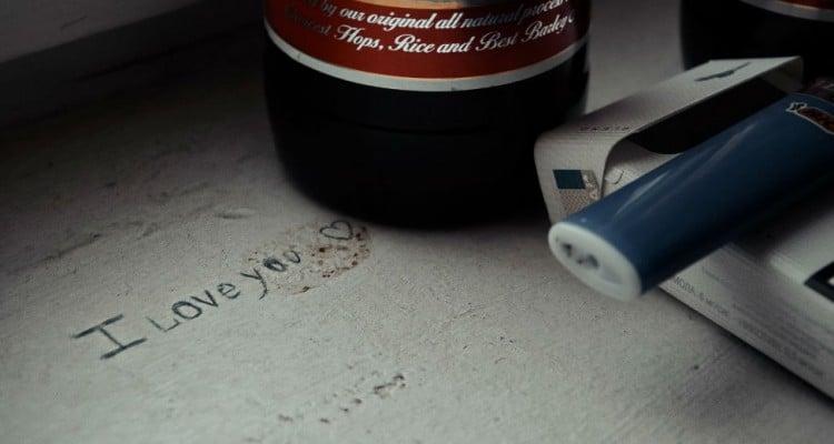 love you cerveja