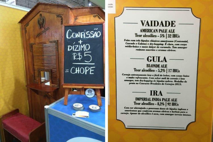confessionário da Brasil Brau 2015
