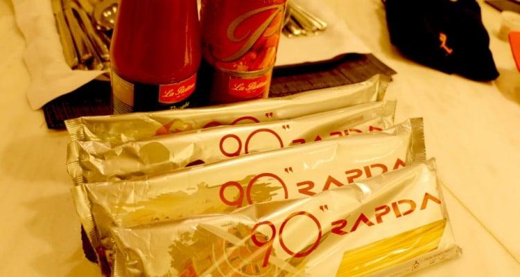 pacote Rustichella 90 Rapida