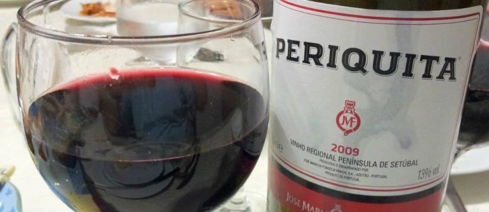 vinho periquita