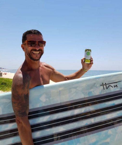 brisa mixed drinks surfista