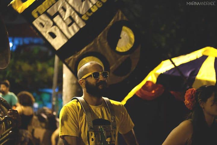 Careca na Fanfarra Black Clube
