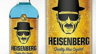 Vodka Heisenberg Breaking Bad