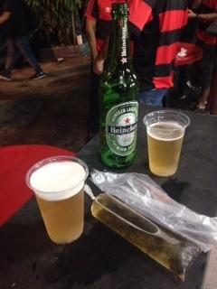 sacolé de cerveja