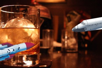 whisky espacial