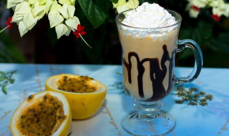 drink com leite condensado