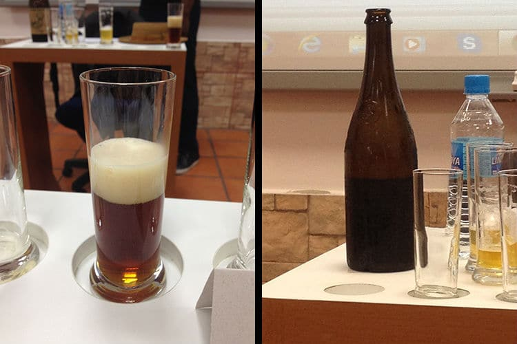 Cerveja Dark Matter