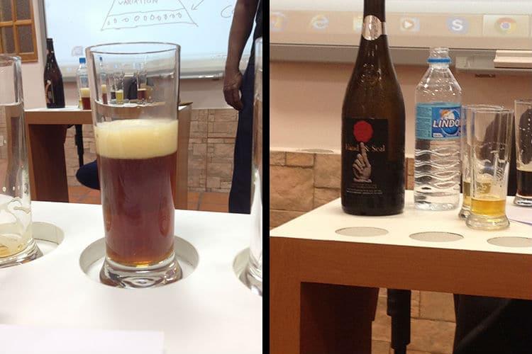 Cerveja Hand & Seal Cognac Edition