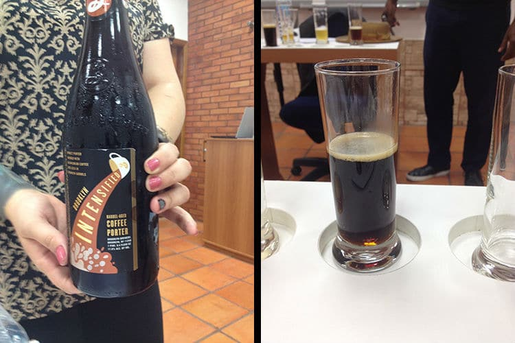 Cerveja Intensified Coffee Porter
