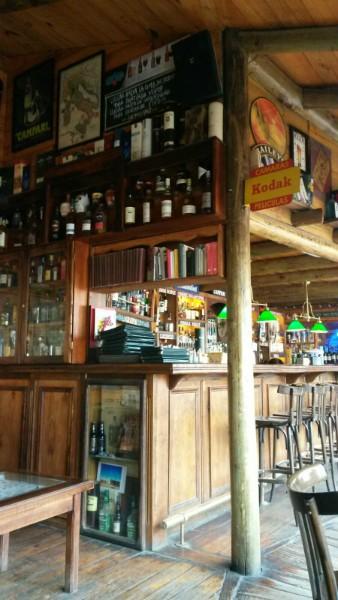 Um bar incrível!