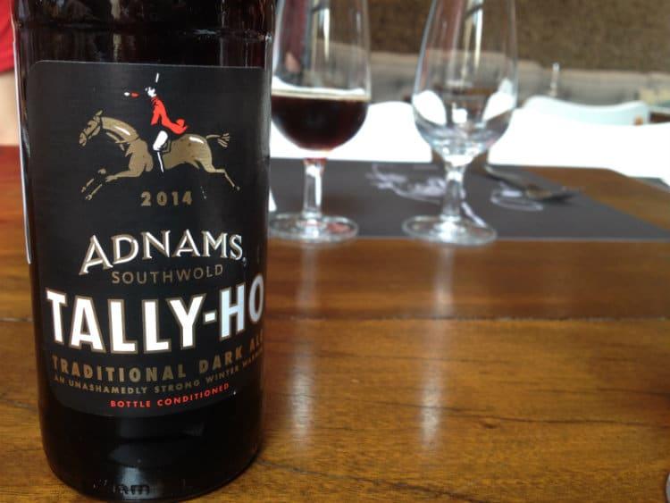 Cerveja Tally-Ho