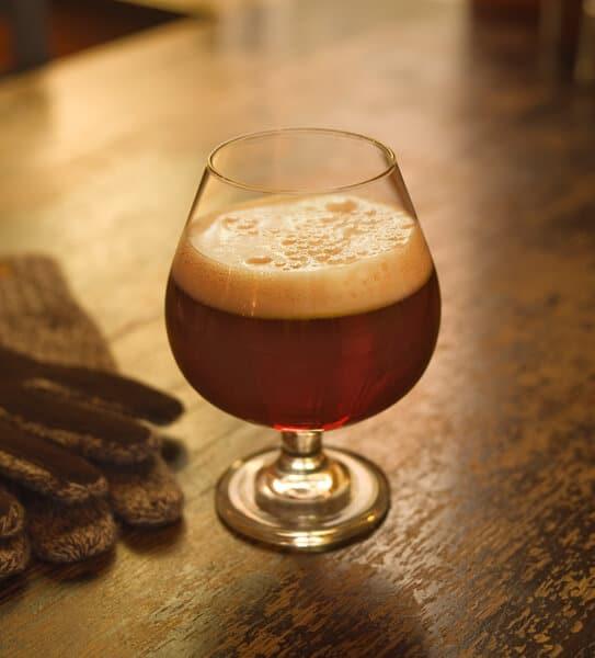 copos de cerveja: conhaque