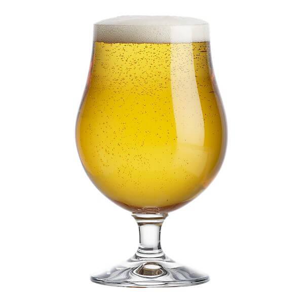 copos de cerveja: tulipa
