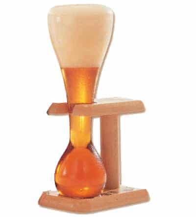 copos de cerveja: yard