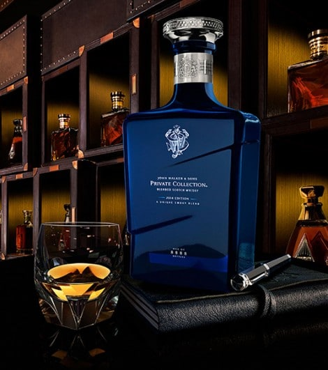 John Walker and Sons Private Collection 2014