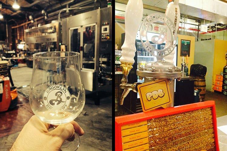 Papo de Bar na Brooklyn Brewery!